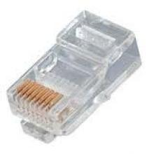 Konektor RJ45 Cat 5e - Merk Panduit - @ 100 Pcs per Pack